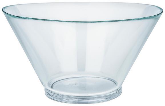 Skleda Za Solato Katarina - prozorna, steklo (25,5/13,0cm) - Mömax modern living