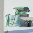 Torba Za Na Plažo Hygge - zelena, tekstil (57,5/40cm) - Mömax modern living
