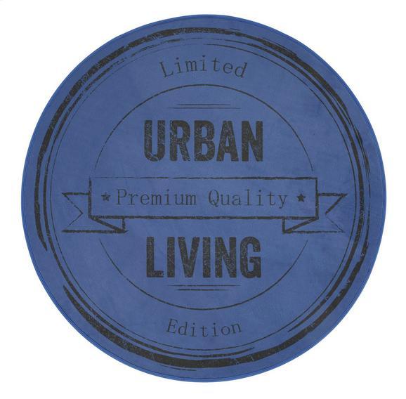 Gyerekszőnyeg Urban Living - kék, textil (100cm) - MÖMAX modern living