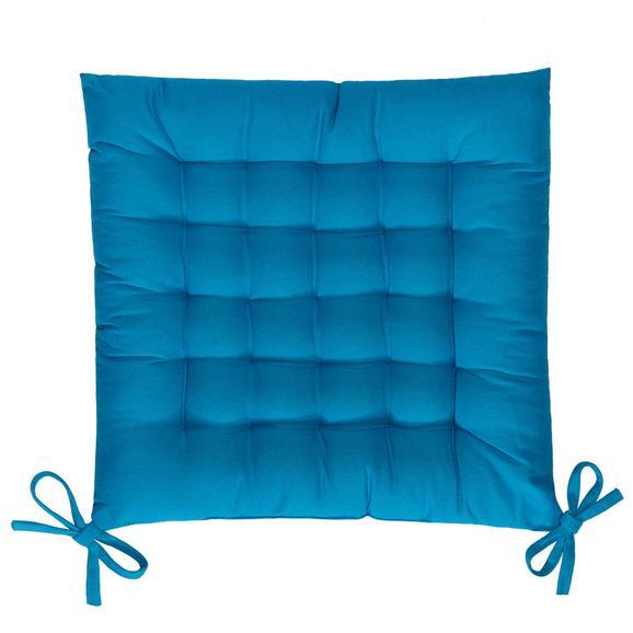 Sedežna Blazina Anke - turkizna, tekstil (40/40cm) - Mömax modern living