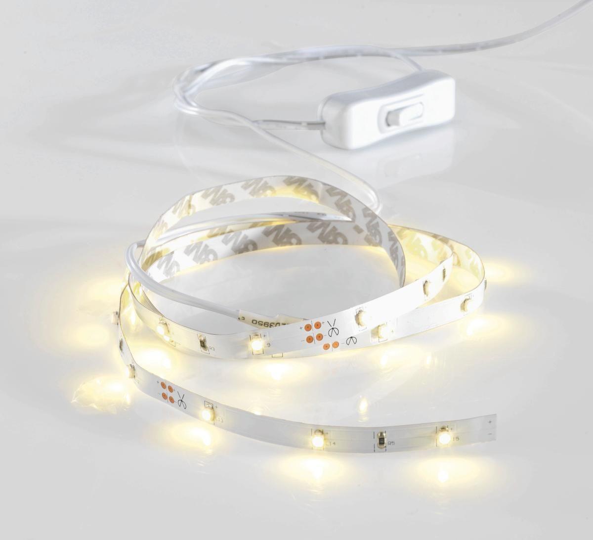 LED-Dekoleuchte 30 Led - Kunststoff (100cm) - MÖMAX modern living