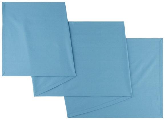 Dolg Nadprt Steffi - modra, tekstil (45/240cm) - Mömax modern living