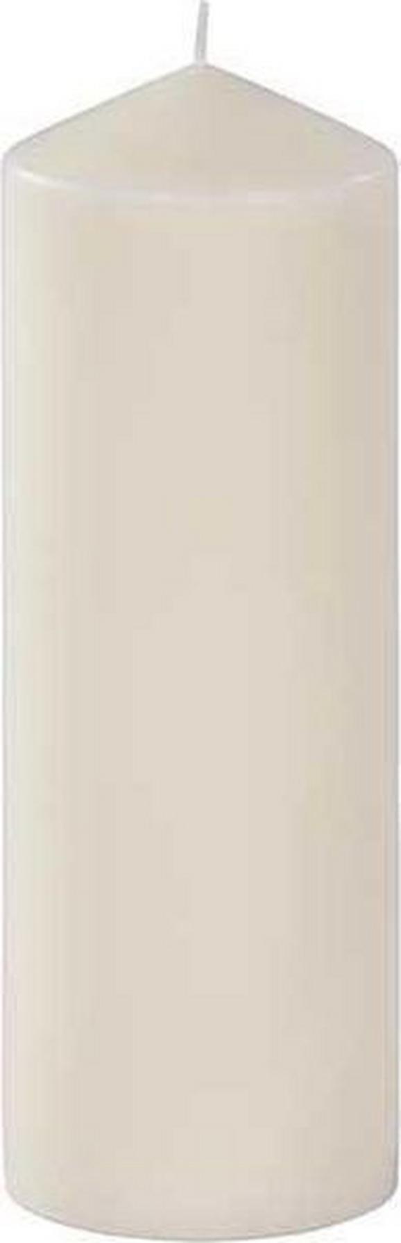Tömbgyertya Krémszínű - krém (10/40cm) - MÖMAX modern living