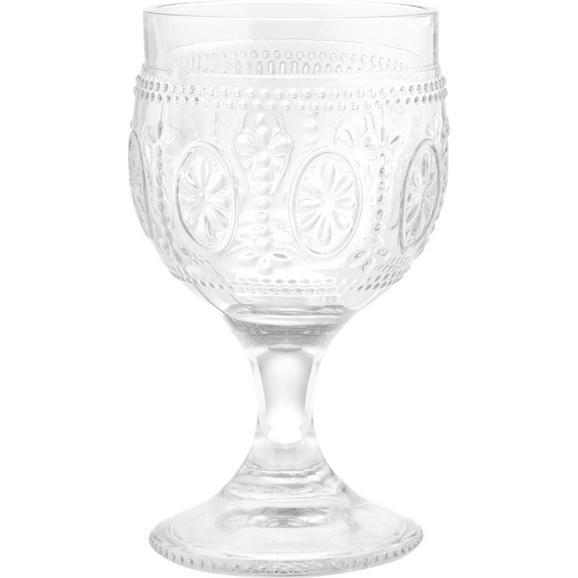 Kozarec Za Rdeče Vino St. Remy - prozorna, Romantika, steklo (8,5/15cm) - Mömax modern living