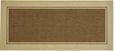 Flachwebeteppich Naomi in Beige, ca. 80x180cm - Beige, KONVENTIONELL, Textil (80/180cm) - MÖMAX modern living