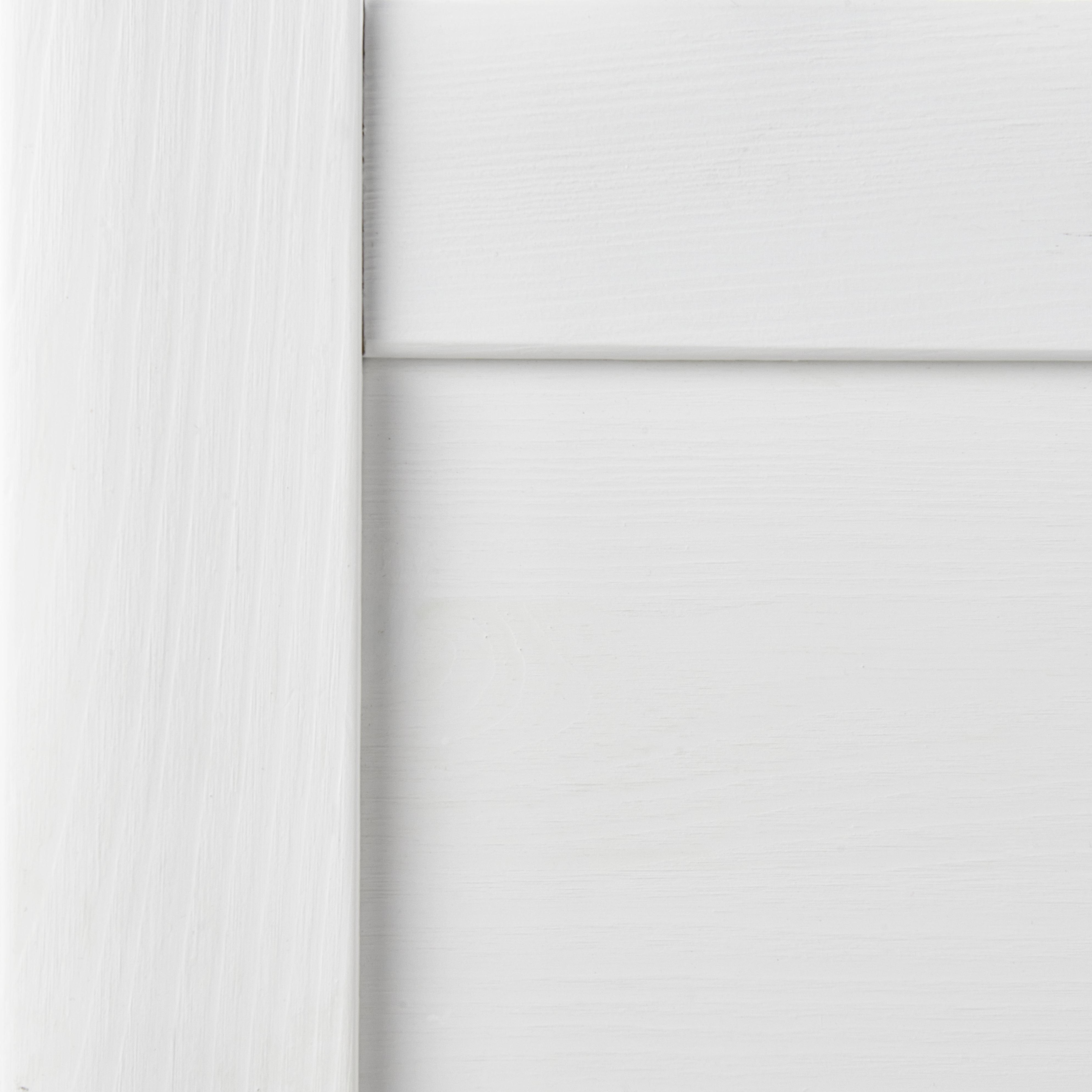 Holzbett Pina 180x200cm - Weiß, KONVENTIONELL, Holz (191/64/90/211cm) - MÖMAX modern living