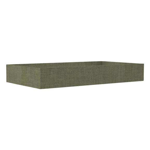 Schublade in Braun - Braun, MODERN, Holzwerkstoff (87,9/14/53cm) - Based