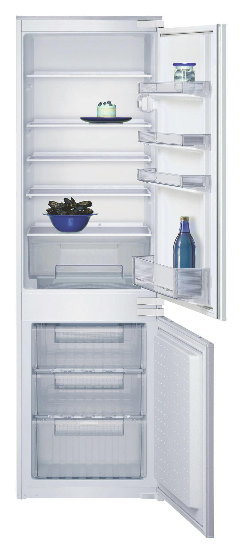 Kühl-Gefrier-Kombination Neff Kg714a1, EEZ A+ - Weiß, MODERN (54,1/177,2/54,5cm) - NEFF