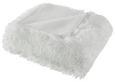 "Decke Marle ""doubleface"" ca.150x200cm Weiß - Weiß, MODERN, Textil (150/200cm) - Mömax modern living"