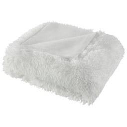 Felldecke Marle ca.150x200cm - Weiß, MODERN, Textil (150/200cm) - Mömax modern living