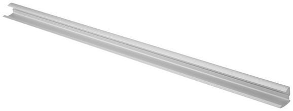 Wandhalter Alufarben - Alufarben, Metall (80/3,5/3,9cm) - Mömax modern living
