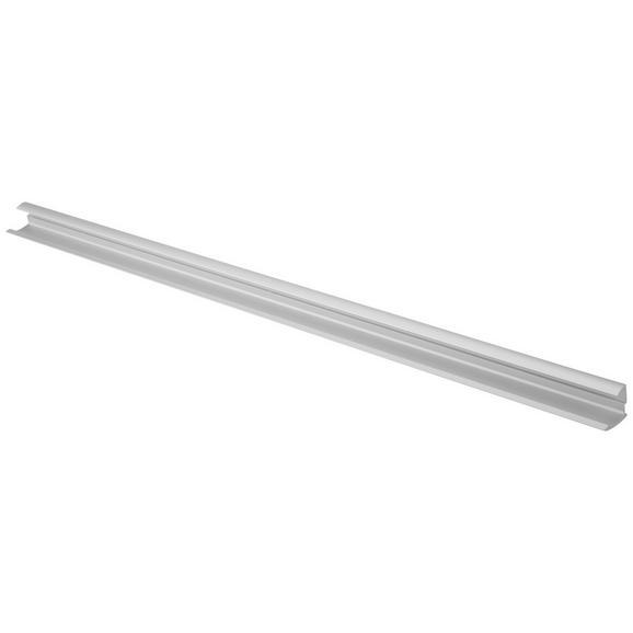 Wandhalter Alufarben - Alufarben, MODERN, Metall (80/3,5/3,9cm) - Mömax modern living