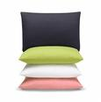 Párnahuzat Basic - Zöld, Textil (40/60cm) - Mömax modern living
