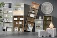Set Mizic Shania - leseni material (40/30/40/30/40/30cm) - Mömax modern living