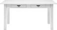 Esstisch Lewis Vintage 160x80cm - Weiß, MODERN, Holz (160/78/80cm) - MÖMAX modern living