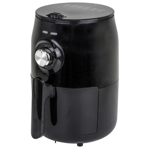 Friteuza Cu Aer Cald Koli - negru, Romantik / Landhaus, plastic (31/31,2/20,5cm) - Insido