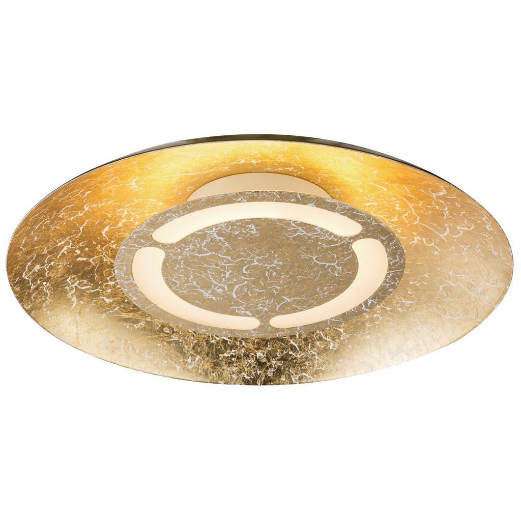 LED-Deckenleuchte Tabea Gold max. 12 Watt