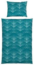 Posteljnina Finn - petrolej, Moderno, tekstil (140/200cm) - Mömax modern living