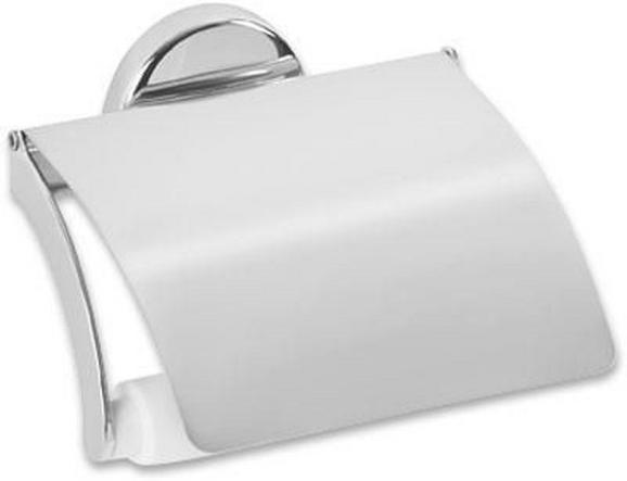 Toilettenpapierhalter Vision Chromfarben - Chromfarben, Metall (13,5/13/10cm) - Mömax modern living