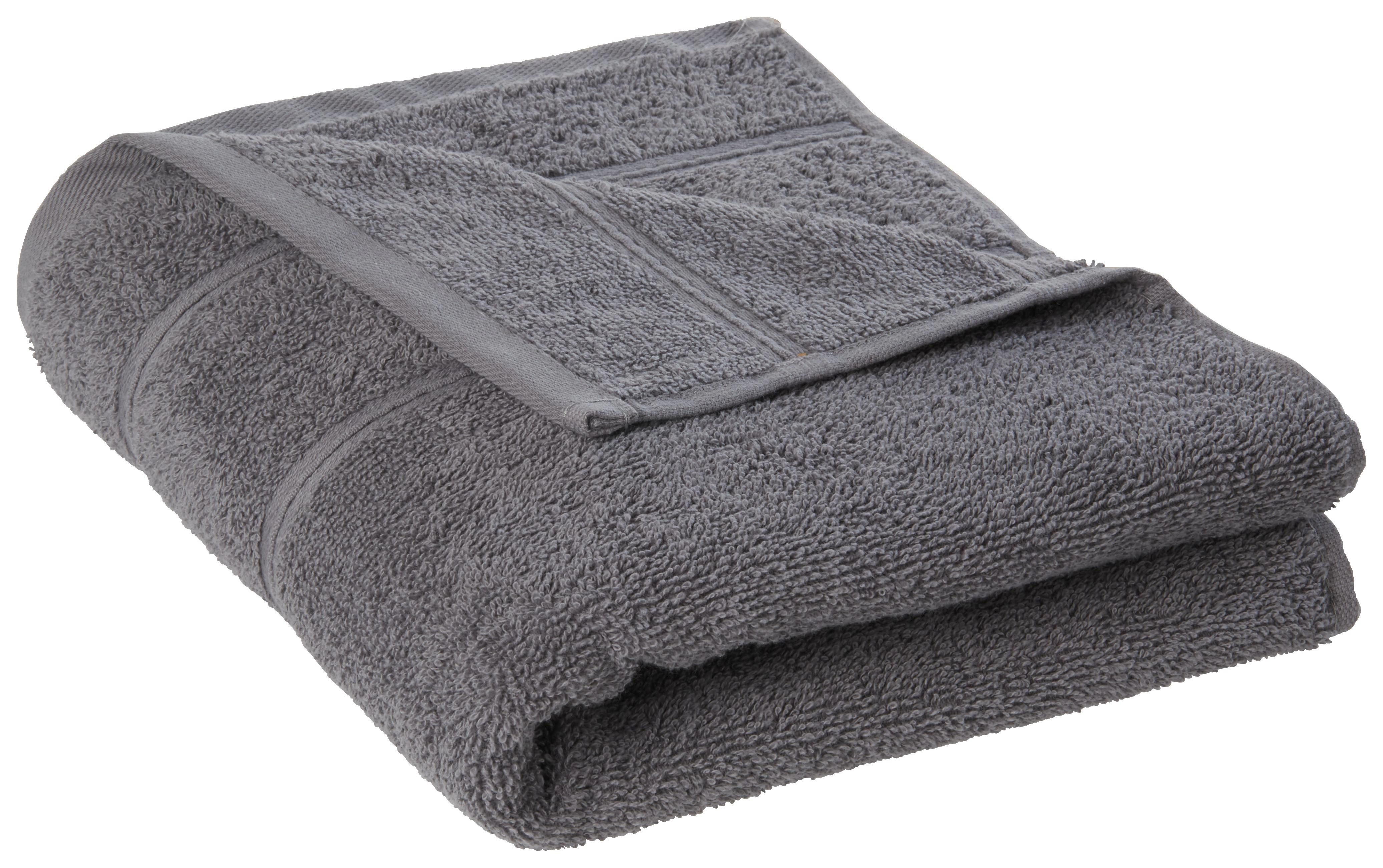 TÖRÖLKÖZŐ MELANIE - antracit, textil (50/100cm) - MÖMAX modern living
