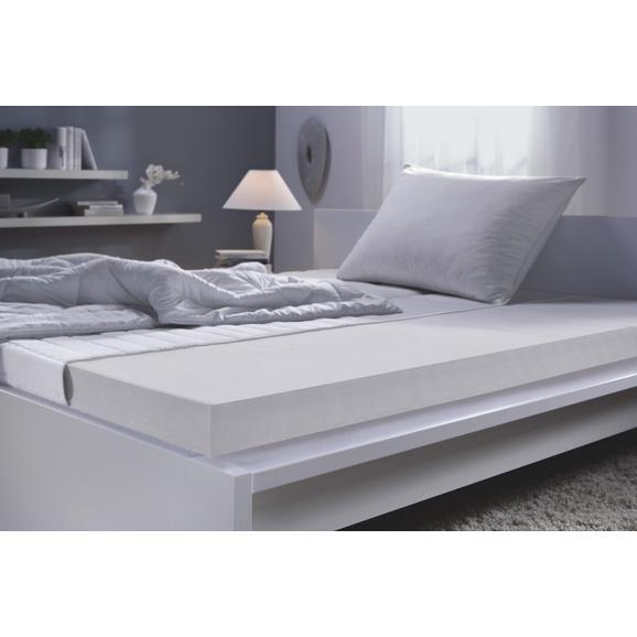 Matratze Schaumstoffkern ca. 100x200cm - Weiß, Textil (100/200cm) - Nadana