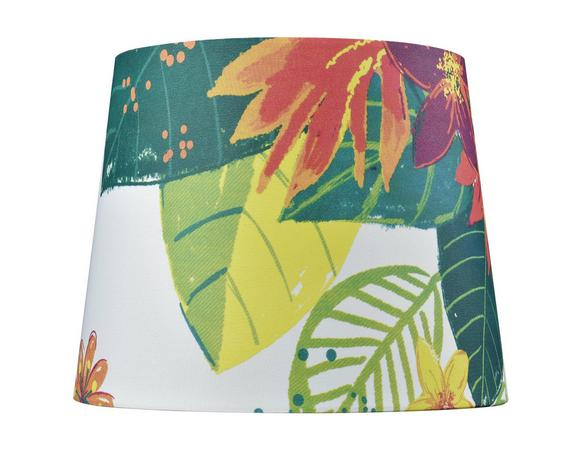 Leuchtenschirm Havana 60 Watt - Multicolor, LIFESTYLE, Textil/Metall (16,5-20/15,6cm) - Mömax modern living