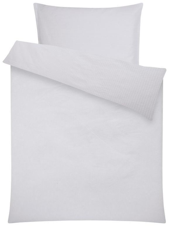 Bettwäsche Babylon ca. 135x200cm - Weiß, Textil (135/200cm) - Mömax modern living