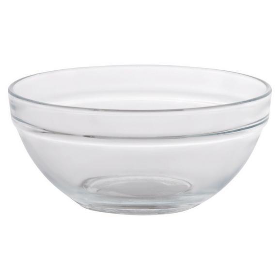 Skleda Petra -top- - prozorna, steklo (12/5,5cm) - Mömax modern living