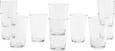 Trinkglas Klara ca. 190ml, 10er Pack. - Klar, Basics, Glas (7/10cm) - Mömax modern living