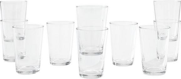 Trinkglas Klara ca. 190ml, 10er Pack. - Klar, Glas (7/10cm) - Mömax modern living