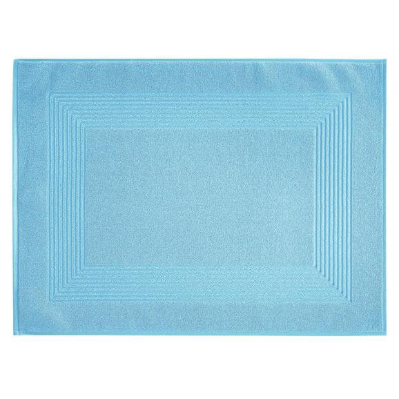 Fürdőszobaszőnyeg Vossen New Generation - Kék, Textil (50/70cm)