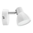 LED-Strahler max. 3 Watt 'Spotty' - Weiß, Metall (8/14cm) - Bessagi Home