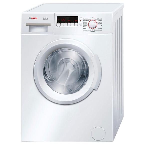 Waschmaschine Bosch Wab28270 - Weiß (59,8/84,8/55cm) - Bosch