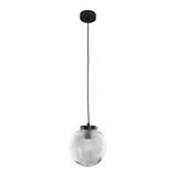 Hängeleuchte max. 40 Watt 'Jasper' - Klar, MODERN, Glas/Metall (20/120cm) - Bessagi Home