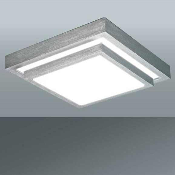 Stropna Svetilka Abel - Konvencionalno, kovina/umetna masa (9/40/40cm) - Mömax modern living
