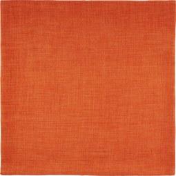 Kissenhülle Leinenoptik, ca. 60x60cm - Terra cotta, KONVENTIONELL, Textil (60/60cm) - Mömax modern living