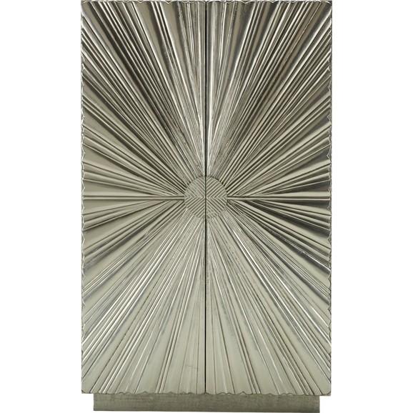 hochzeitsschrank in silber aus mangoholz online kaufen m max. Black Bedroom Furniture Sets. Home Design Ideas