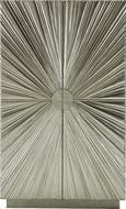 Hochzeitsschrank Silberfarben - Silberfarben, LIFESTYLE, Holz/Holzwerkstoff (90/150/40cm) - Premium Living