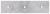 Hakenleiste Grau - Grau, MODERN, Holzwerkstoff (34 8 5cm) - Mömax modern living