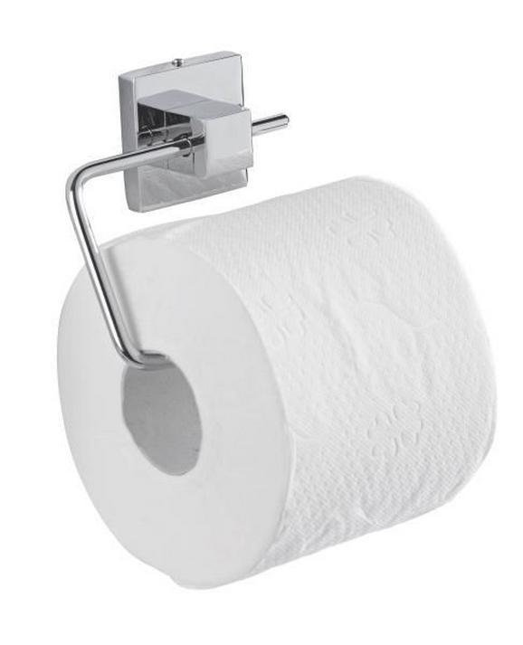 Toilettenpapierhalter Mare Chromfarben - Chromfarben, Metall (12,5/10/3cm) - Mömax modern living