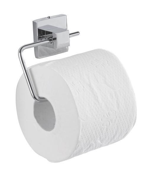 Toilettenpapierhalter Mare in Chrom - Chromfarben, Metall (12,5/10/3cm) - MÖMAX modern living