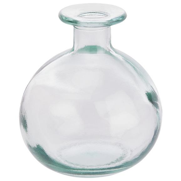 Vaza Greta - prozorna, steklo (12cm) - Mömax modern living