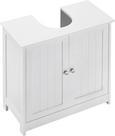 Unterschrank Bianca - Weiß, MODERN, Holz/Metall (60/60/30cm) - Mömax modern living