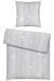 Bettwäsche Stella in Grau, ca. 135x200cm - Grau, ROMANTIK / LANDHAUS, Textil (135/200cm) - Mömax modern living