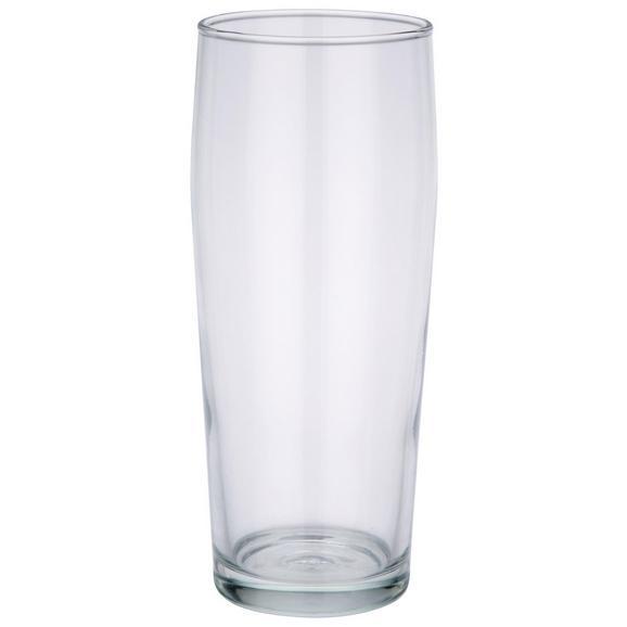 Kozarec Ben - prozorna, steklo (0,5l) - Mömax modern living