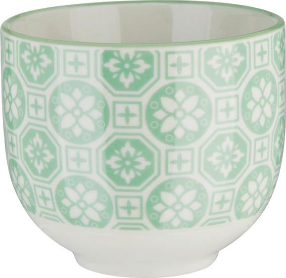 Becher Shakti aus Porzellan - Multicolor, LIFESTYLE, Keramik (7/6cm) - Mömax modern living