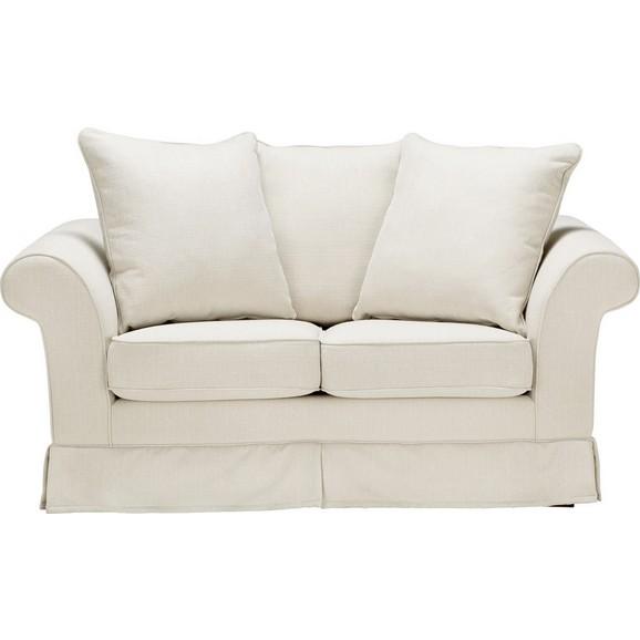 zweisitzer sofa beige online kaufen m max. Black Bedroom Furniture Sets. Home Design Ideas