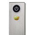 LED-Stehleuchte Sahara max. 24 Watt - MODERN, Kunststoff/Metall (75/18/168cm)