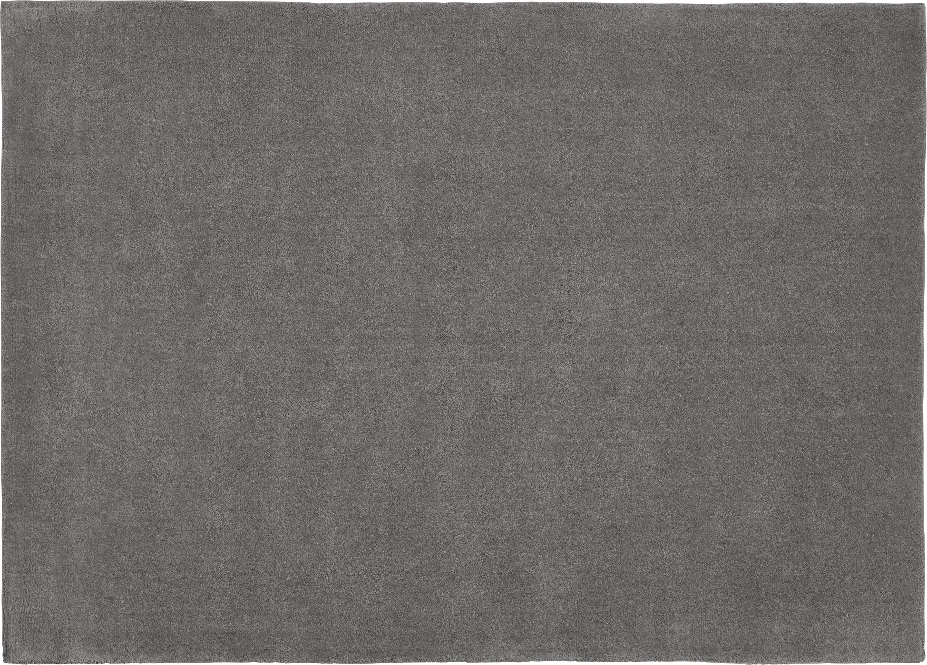 Handwebteppich Carolin 140x200cm - Grau, MODERN, Textil (140/200cm) - MÖMAX modern living