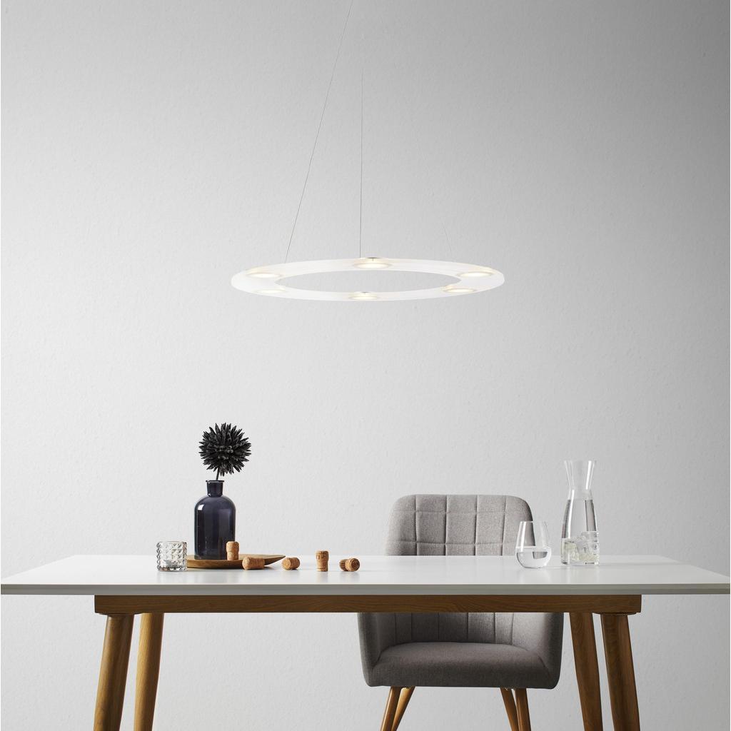 LED-Hängeleuchte max. 60 Watt 'Luis'
